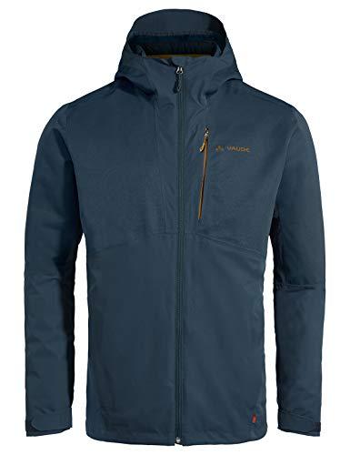 VAUDE Herren Men's Miskanti 3in1 Jacket II Doppeljacke, Steelblue, L