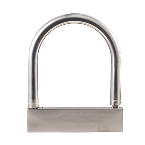 YQRJYB Vet Veiligheid Anti-diefstal Lock Fietsslot Fitting Mountainbike Lock Nieuwe Magnetische Kaartvergrendeling Anti-hydraulische Shear U-lock