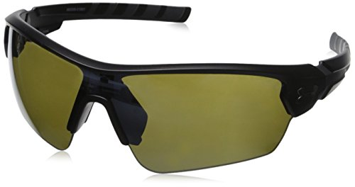 Under Armour Rival Shield Sunglasses Satin Black / Game Day