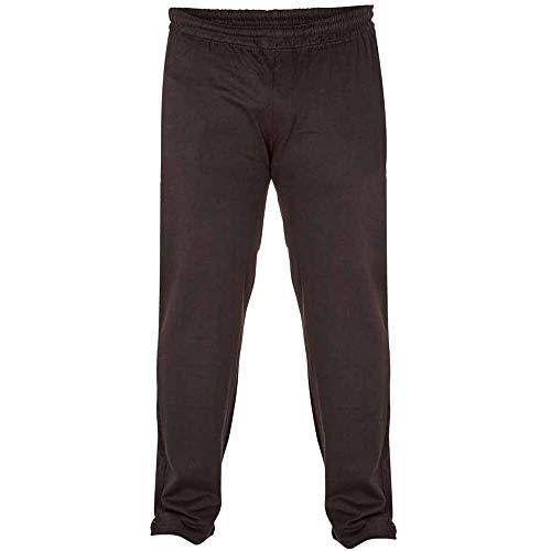 Duke - Pantalones de chándal Ligeros y de Felpa en Talla Grande...