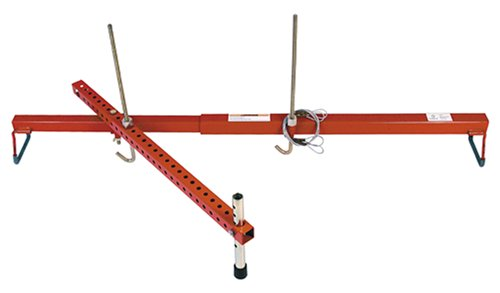 Sunex International 5207 Engine Transverse bar with Arm Support