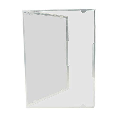 20 Stück Kronenberg24 Multi Storage Box transparent 190x136x15mm