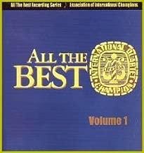 All the Best - I [Association of International Quartet Champions -SPEBSQSA]]