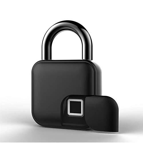N\A Bike Lock, Door Motorcycle Anti-theft Lock Bike Bicycle Lock L3 Car Accessories Fingerprint Lock Keys Padlock