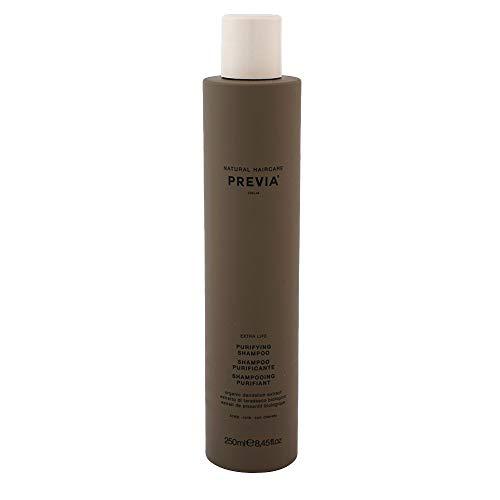 Previa Organic Tea Tree Oil & Green Clay Purifying Shampoo 300ml