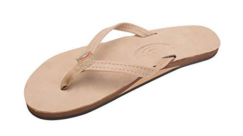 Leather Rainbow sandals