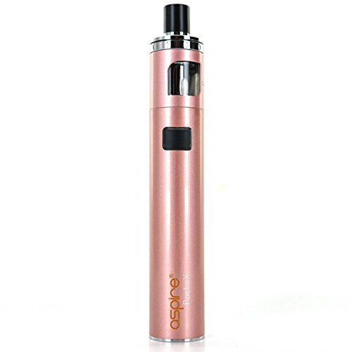 Aspire Pockex Starter Set, Tasche AIO All in One (Rotgold)
