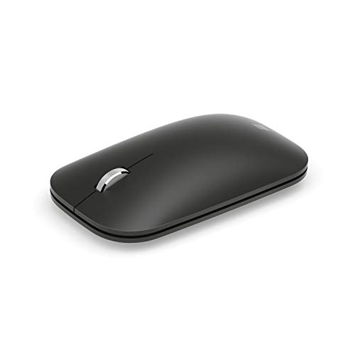 Microsoft KTF-00006 Surface Mobile Mouse, Connessione Bluetooth, Nero
