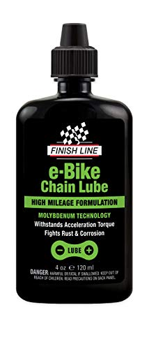 Finish Line E-Bike Chain Lube, 4 oz