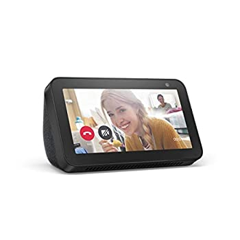 Echo Show 5  1st Gen 2019 release  -- Smart display with Alexa – stay connected with video calling - Charcoal
