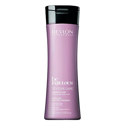 Revlon Be Fabulous - Shampoo anti-crespo, 250 ml