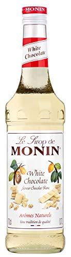 Monin Kaffee und Bar Sirup Weiße Schokolade 0,7 ltr