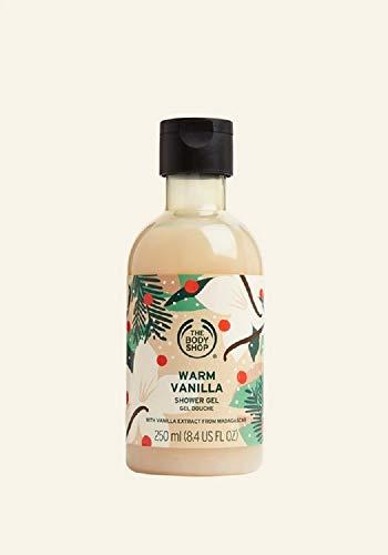 The Body shop shower gel vanilla 250ml bj