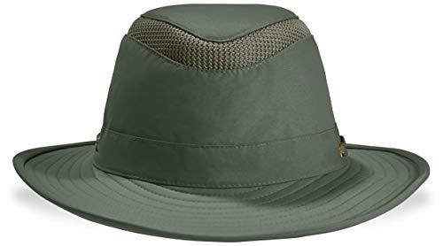 Tilley LTM6 Airflo Sombrero - Verde salvia 7-1/2 pulgadas