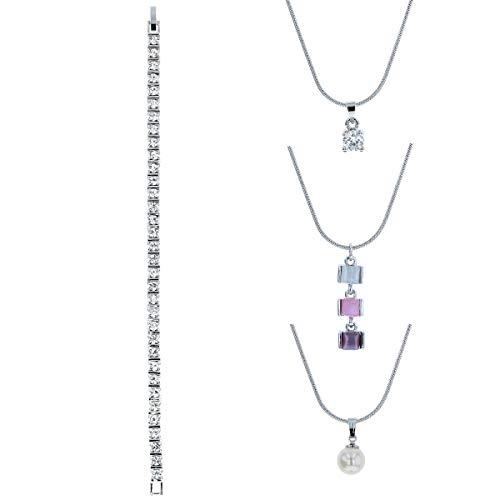 Pierre Cardin Ladies Pendant Jewellery Set for her PXX0041M