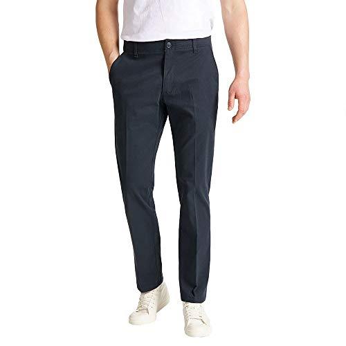 Lee Extreme Motion Chino Pantaloni, Blu (Navy 09), 32W / 30L Uomo