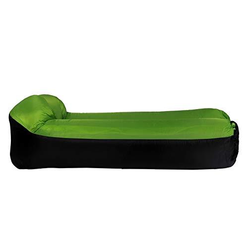 Z_L Air Bed Air Bed Opblaasbare Opblaasbare ligstoel luchtstoel opblaasbare snel opblaasbare lounge luchtbed slaapbank voor reizen park camping wandelen zwembad