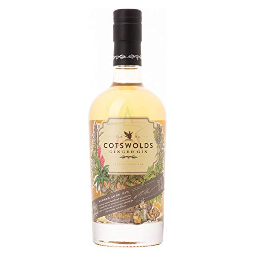 Cotswolds GINGER GIN 46,00% 0,50 lt.