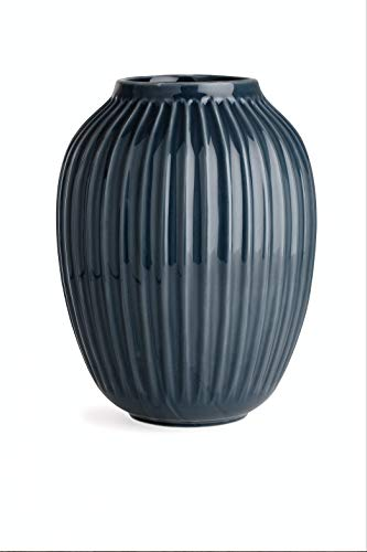 HAK KÄHLER Hammershoi Vase, Porzellan, 20cm