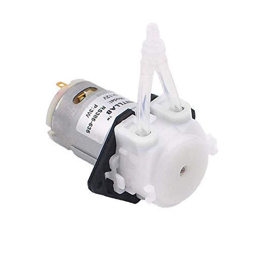 Vikye Mini 12V Submersible Pump G528 DC 12V Peristaltic Pump for Laboratory Bioengineering Biochemical Analysis Accessories
