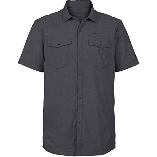 VAUDE Herren Hemd Men's Iseo Shirt, Iron, S, 400588445200