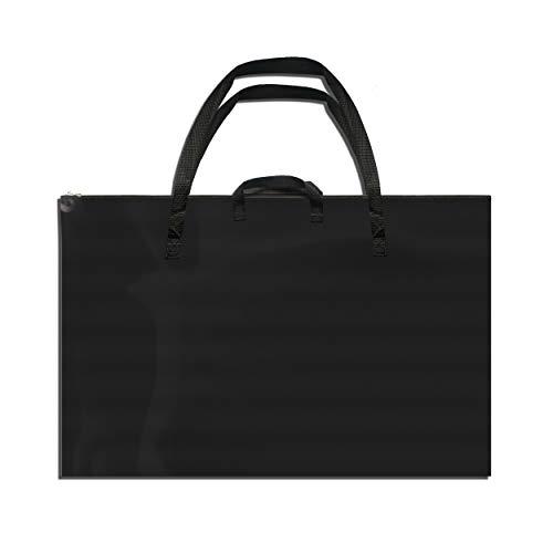 "Black Art Portfolio Case 24"" X 36"" with Shoulder Strap"