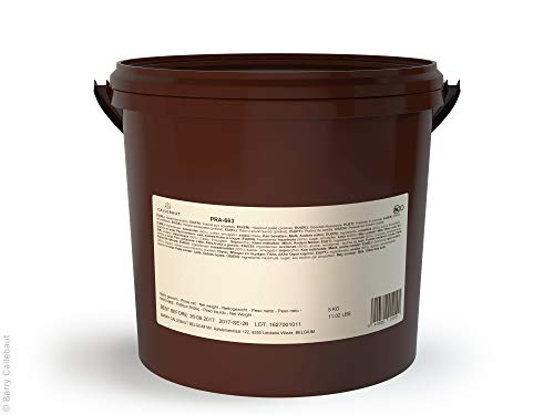 Callebaut Hazelnut Praline Paste With 50% Hazelnuts, 11.02 Pound