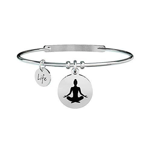 Yoga Equilibrio, Unica, Argento