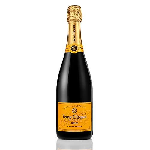 Champagne Veuve Clicquot Brut 750 Ml