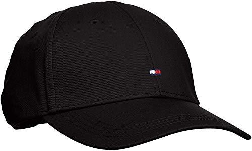 Tommy Hilfiger Classic BB cap Berretto, Nero (Flag Black 083), One Size (Taglia Produttore:OS) Uomo