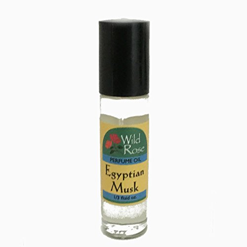 Ice Imports Wild Rose Egyptian Musk Body Oil
