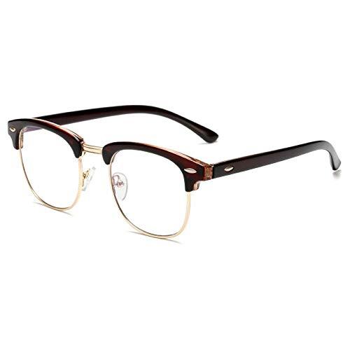 Anti-blauw licht Bril Fotochrome Zonnebril Vierkant Frame Mannelijke Goggle Blokkerende Gaming Filter Brillen Graad J