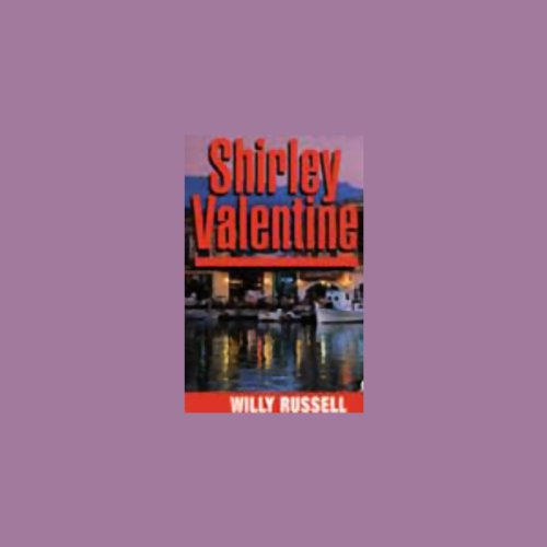 Shirley Valentine audiobook cover art