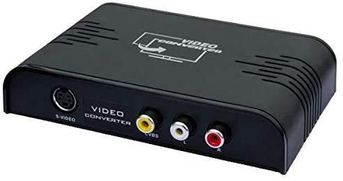 OREI RCA/S-Video Composite & HDMI to HDMI 50/60 Hz Multi-System PAL/NTSC Analog to Digital Audio Video Converter - Dual Voltage (XD-901)