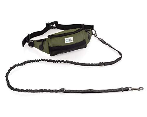 One Trail Hands Free Dog Lead for Running