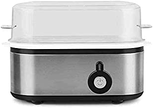 Voortreffelijk 3 Egg Steamer Multifunctionele Ontbijt Machine Zachte of Hard Gekookte Eierkooktoestel Elektrische Eierboil...