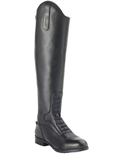Ovation Ladies Flex Sport Field Boots - Size:8.5 Slim Color:Black