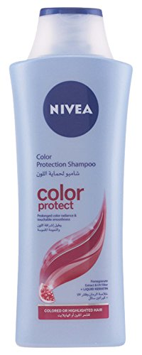 Nivea Color Protection Shampoo met pomegranaat-extract, UV-filter 400 ml