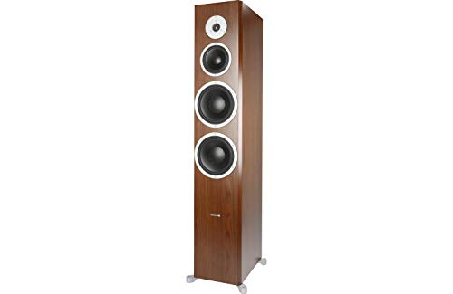 Great Deal! DYNAUDIO Excite X44 Floorstanding Loudspeaker Walnut Satin (Pair)