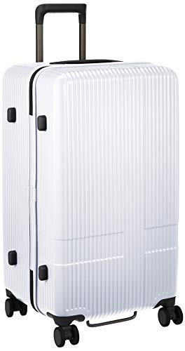 [イノベーター] スーツケース グッドサイズ スリム 多機能モデル INV70 保証付 75L 70 cm 4.2kg グレー