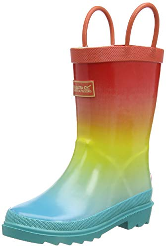 Regatta Girls' Minnow Jnr Welly Wellington Boots