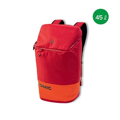 Atomic Damen/Herren Rucksack RS Pack, 45 Liter, 56 x 38 x 26 cm, Polyester, rot/hellrot, AL5037410