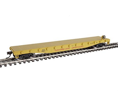 Walthers Trainline HO Scale Model Union Pacific Flatcar