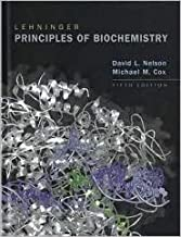 Lehninger Principles of Biochemistry 5th (fifth) edition Text Only