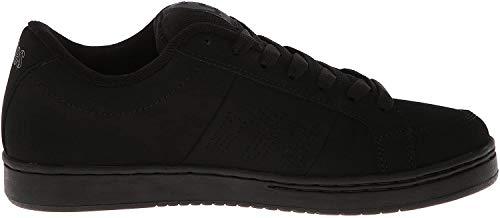 Etnies Unisex KINGPIN Sneakers, Schwarz (003-Black/Black), 44 EU