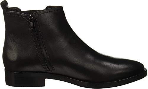 Geox Damen Donna Brogue a Chelsea Boots, Schwarz (Black C9999), 40 EU