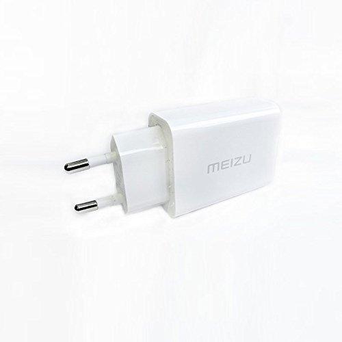 Meizu UP1220E - Enchufe - Cargador- Adaptador de Red USB de Carga rápida - 2A