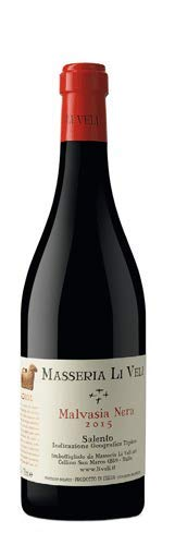 Vino Rosso Malvasia Nera Salento IGT Askos Masseria Li Veli -cz