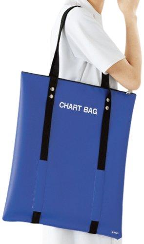 チャートバッグ(半切サイズ) KS-106(ポリロック)