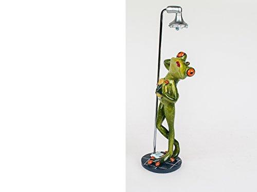 Formano 1 Frosch unter der Dusche